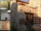 Stone house in Evia.